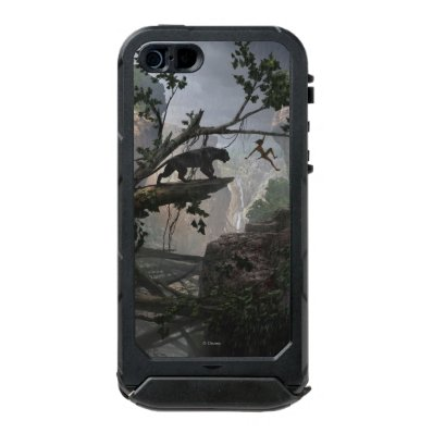 The Jungle Book   Mystery of the Jungle Waterproof iPhone SE/5/5S Case