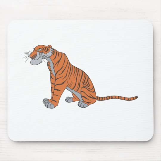 The Jungle Book - Shere Khan Mouse Pad