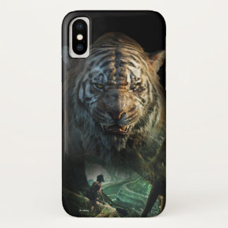 The Jungle Book | Shere Khan & Mowgli iPhone X Case