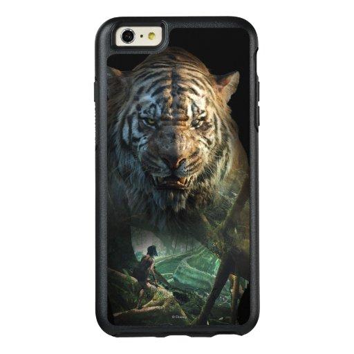 The Jungle Book | Shere Khan & Mowgli OtterBox iPhone 6/6s Plus Case