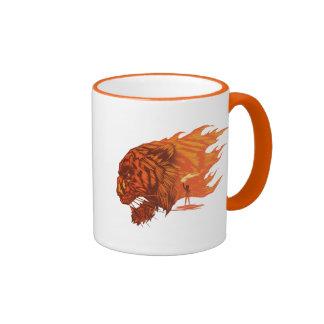 The Jungle Book | Shere Khan & Mowgli Ringer Mug