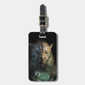 The Jungle Book | Shere Khan & Mowgli Tag For Luggage