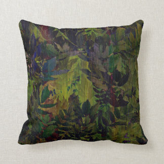 The Jungle Look Throw Pillow