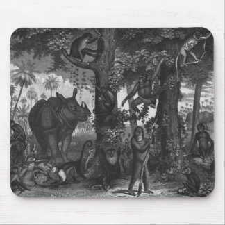 THE JUNGLE MOUSE PADS