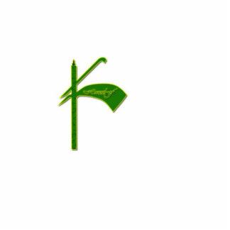 The K Ornament