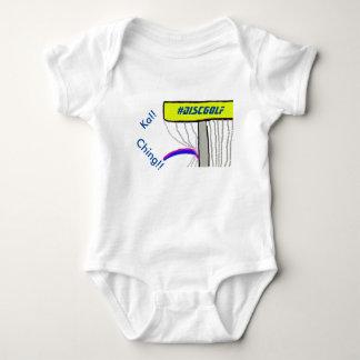 The ka ching #DiscGolf baby boy onsie T Shirt