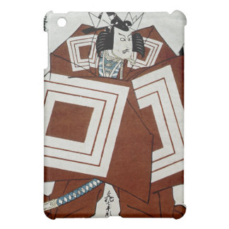 The Kabuki Actor iPad Mini Case