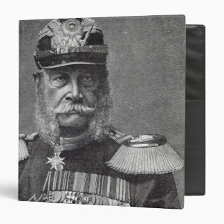 The Kaiser Wilhelm, from 'Leisure Hour', 1888 3 Ring Binder