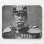 The Kaiser Wilhelm, from 'Leisure Hour', 1888 Mouse Pad