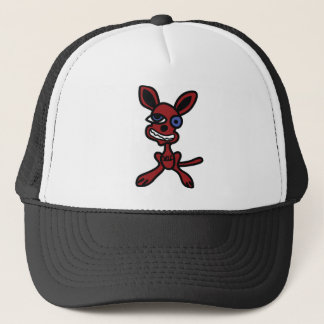 The Kangaroo Trucker Hat