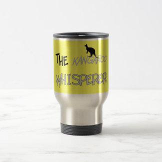 The Kangaroo Whisperer T-Shirts and Gifts Travel Mug