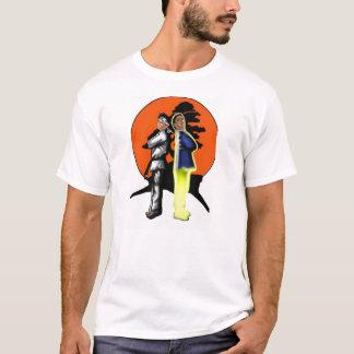 The Karate Kid/The Last Dragon T-shirt