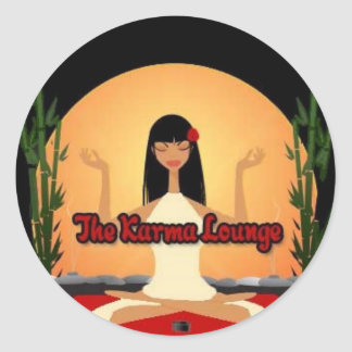 The Karma Lounge Accessories Stickers