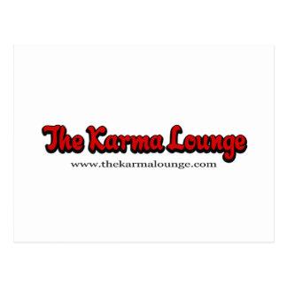 The Karma Lounge Post Card