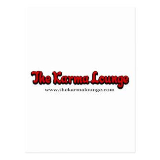 The Karma Lounge Postcard