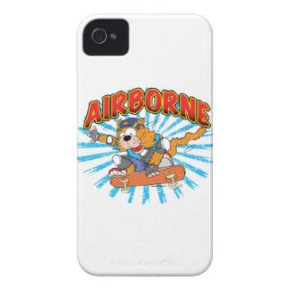 The Kat Skateboarding iPhone 4 Case