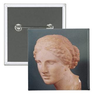 The Kauffmann Head, Head of Aphrodite Pinback Button