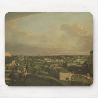 The Kaunitz Palace and Garden, Vienna, 1759/60 Mouse Pad