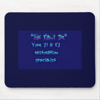 The  Kawi Dr. Mouse Pad