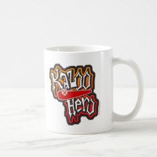 The Kazoo Hero Mugs