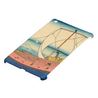 The Kazusa Province sea route iPad Mini Covers