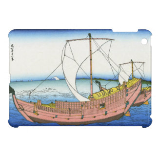 The Kazusa Province Sea Route iPad Mini Cover