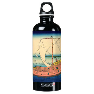 The Kazusa Province sea route.jpg Water Bottle