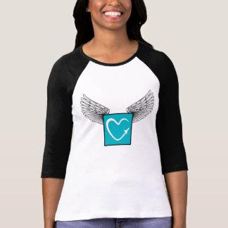 The Kciafa love you fly 2 T-Shirt