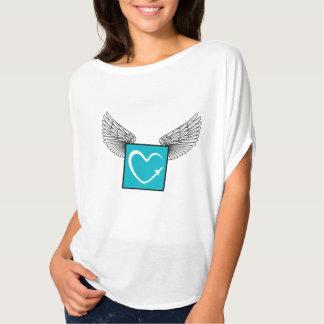 The Kciafa love you fly 5 T-Shirt