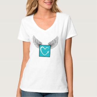 The Kciafa love you fly 7 T-Shirt