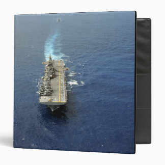 The Kearsarge Amphibious Ready Group Binder