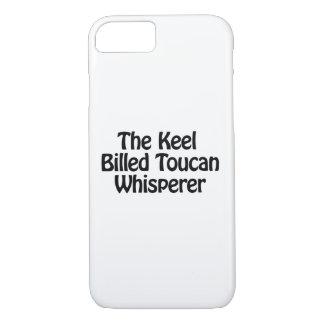 the keel billed toucan whisperer iPhone 8/7 case