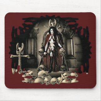 The Keep Vampire Mouse Pad