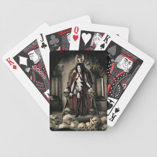 The Keep Vampire Playing Cards 2
