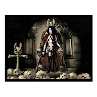 The Keep Vampire Post Card 1