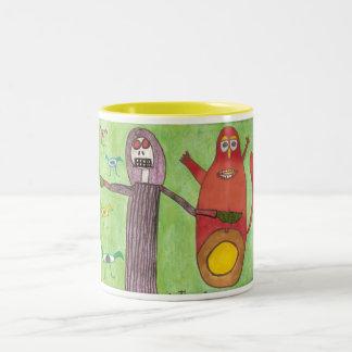 THE KEEPER Mug Cup Autism