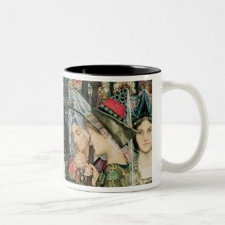 The Keepsake Two-Tone Coffee Mug