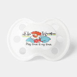 The Keke Kreations Baby Pacifier