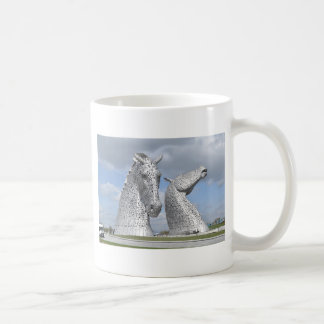 the Kelpies ,  Helix Park , Falkirk , Scotland Coffee Mug