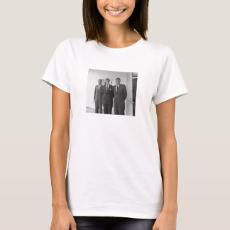 The Kennedy Brothers -- John, Robert, And Ted T-Shirt