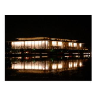The Kennedy Center Postcard