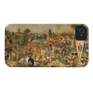 The Kermesse of the Feast of St. George iPhone 4 Case-Mate Case