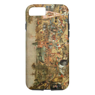 The Kermesse of the Feast of St. George iPhone 7 Case