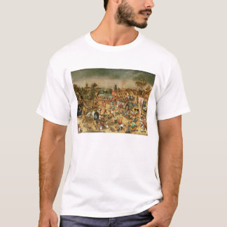 The Kermesse of the Feast of St. George T-Shirt