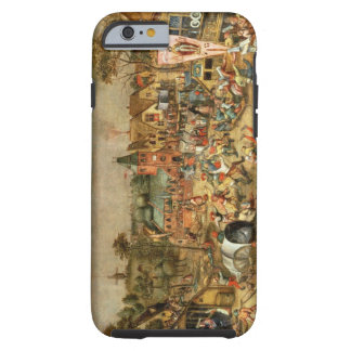 The Kermesse of the Feast of St. George Tough iPhone 6 Case