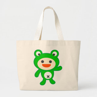 The kero tsu child - the bag which can be applied
