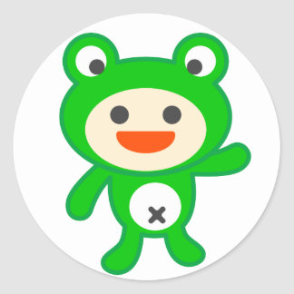 The kero tsu child - the seal which can be applied