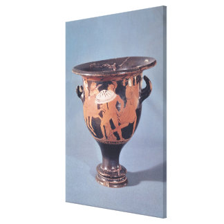 The Kertch Krater Stretched Canvas Print
