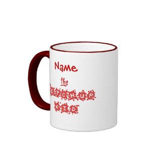The Ketchup Kid Ringer Mug