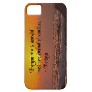 The key to a sucessful person iPhone 5 case